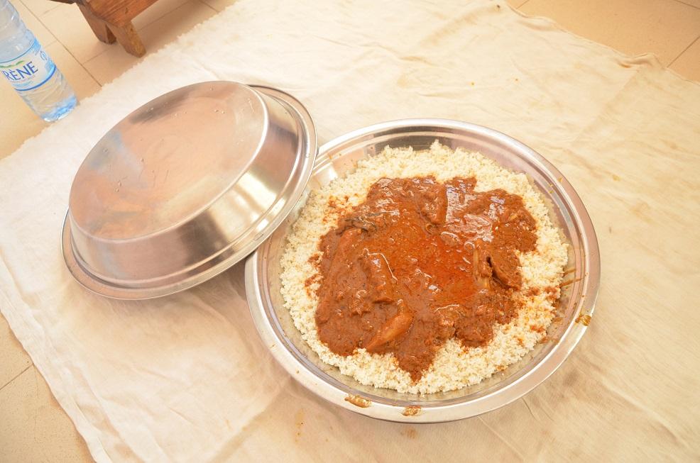 La cuisine s n galaise les voyages de myriam for Cuisine senegalaise c est bon